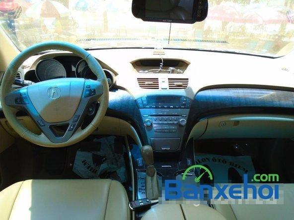 Salon Auto 173 cần bán xe Acura MDX SH-AWD đời 2007, màu đen-6