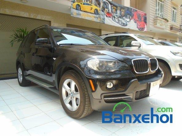 Xe BMW X5 2008, màu đen đã đi 30000 km cần bán -2