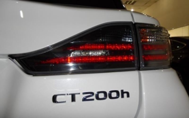 Cần bán xe Lexus CT đời 2014, màu trắng, xe nhập-4