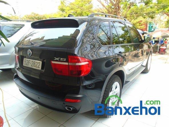 Xe BMW X5 2008, màu đen đã đi 30000 km cần bán -3