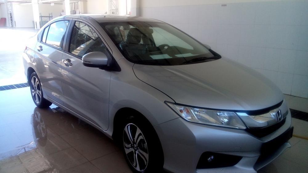 Bán xe Honda City đời 2015, giá 599 triệu, xe đẹp chất lượng-0