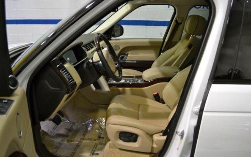 Cần bán lại xe LandRover Range rover đời 2014, màu trắng, nhập khẩu-6
