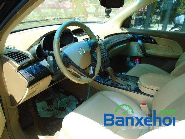 Salon Auto 173 cần bán xe Acura MDX SH-AWD đời 2007, màu đen-5