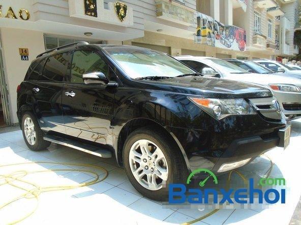 Salon Auto 173 cần bán xe Acura MDX SH-AWD đời 2007, màu đen-0