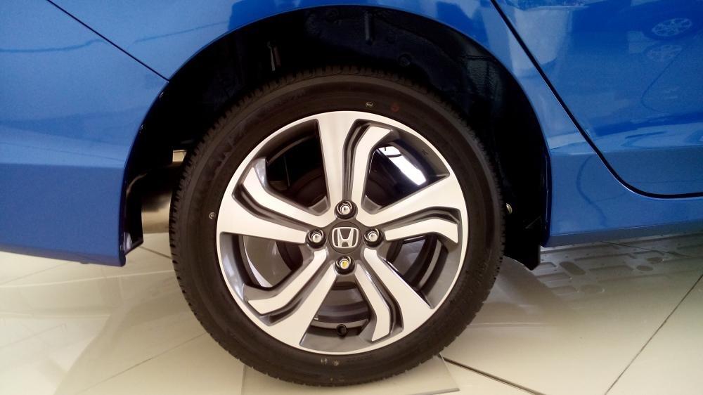 Cần bán Honda City sản xuất 2015, xe màu xanh lam-9