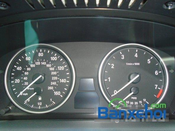 Xe BMW X5 2008, màu đen đã đi 30000 km cần bán -7