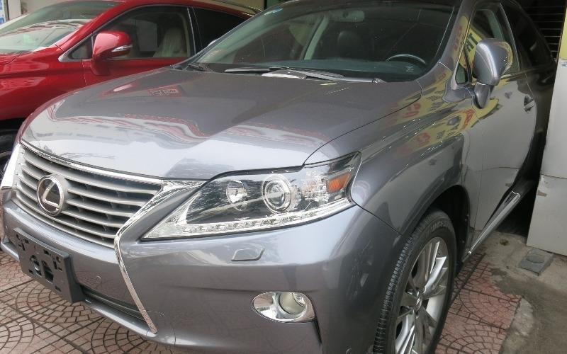 Bán xe Lexus RX sản xuất 2013, nhập khẩu nguyên chiếc, xe ít sử dụng còn rất mới-1