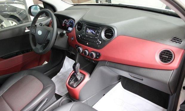 Hyundai i10 đời 2015, màu đỏ, nhập khẩu chính hãng-5