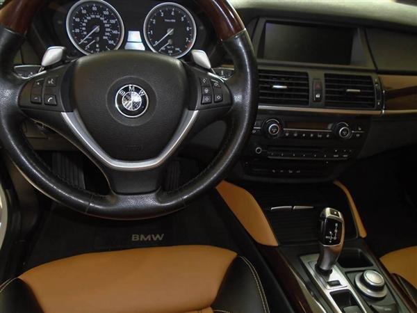Bán BMW X6 cũ màu trắng, nhập khẩu nguyên chiếc-6