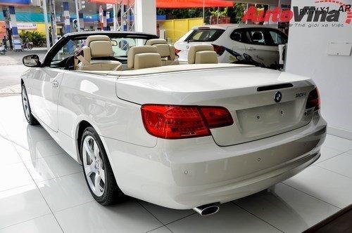 Cần bán BMW 3 Series đời 2011, màu trắng, nhập khẩu chính hãng chính chủ-2