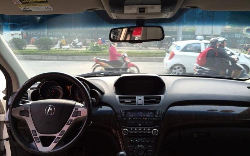 Việt Nhật Auto bán ô tô Acura MDX đời 2010, màu trắng, nhập khẩu, số tự động-1