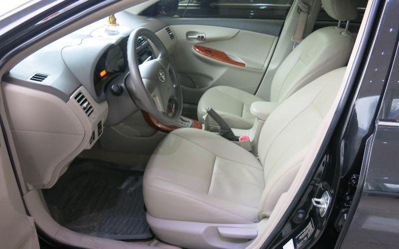 Toyota Corolla đời 2009, màu đen, nhập khẩu nguyên chiếc-5