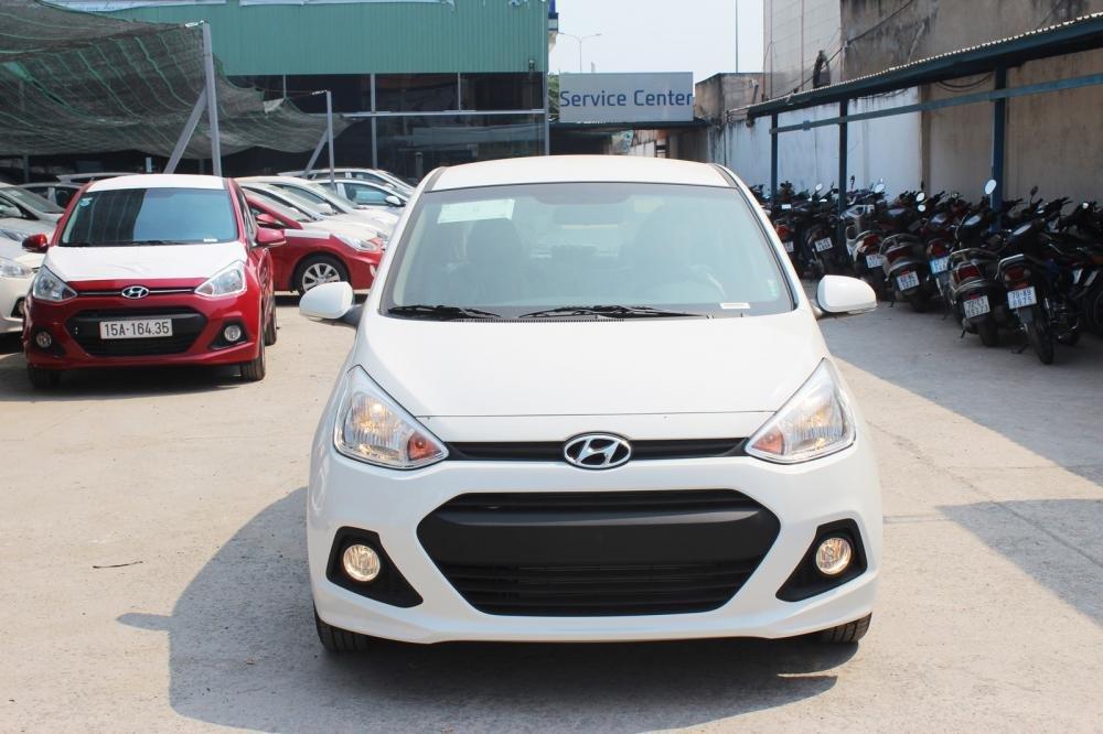 Hyundai i10 đời 2015, màu đỏ, nhập khẩu chính hãng-1
