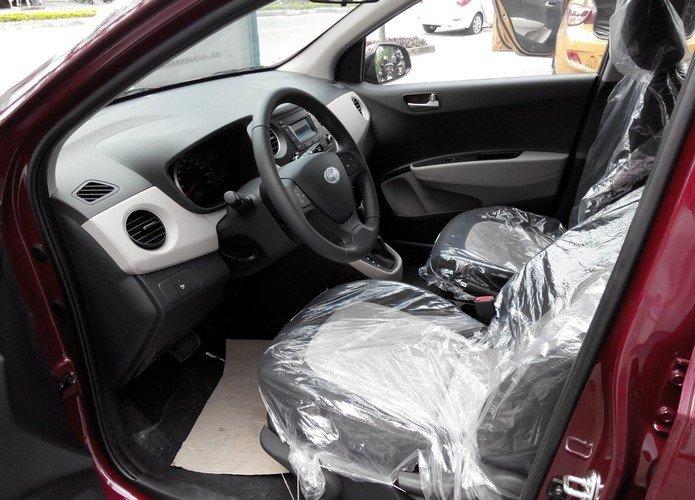 Cần bán xe Hyundai i10 đời 2015, màu đỏ, nhập khẩu chính hãng-6
