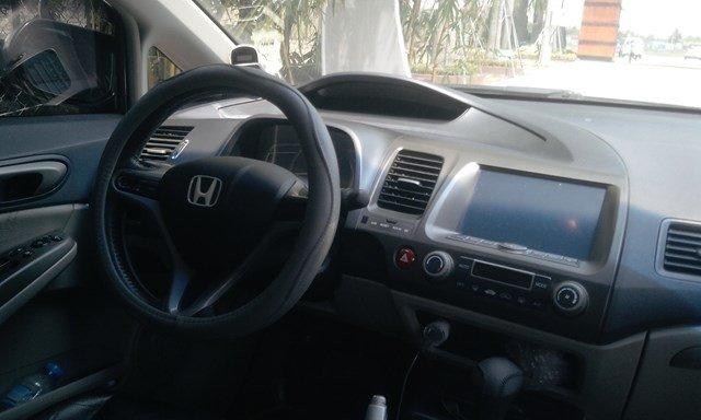 Bán xe Honda Civic đời 2007, màu xám, chính chủ tốt-2