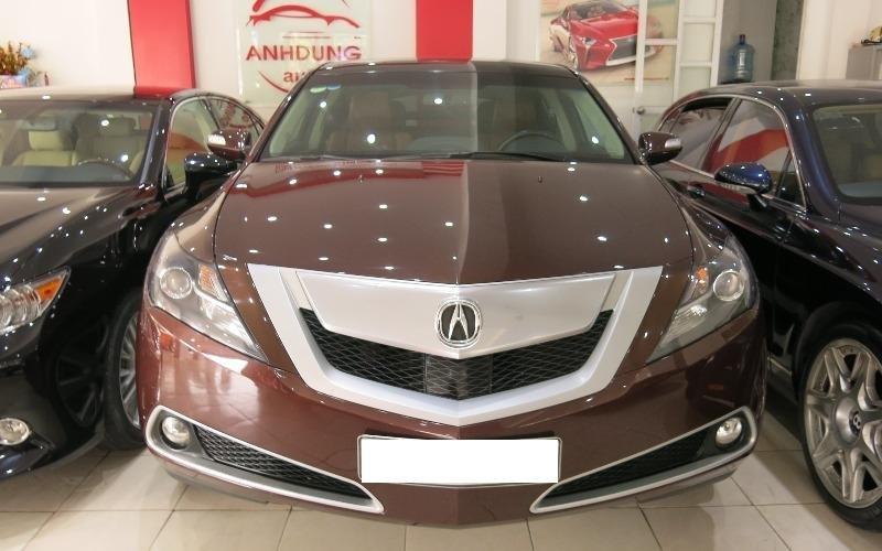 Bán xe Acura ZDX đời 2010, xe nhập, số tự động-0