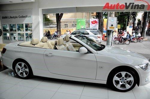 Cần bán BMW 3 Series đời 2011, màu trắng, nhập khẩu chính hãng chính chủ-1