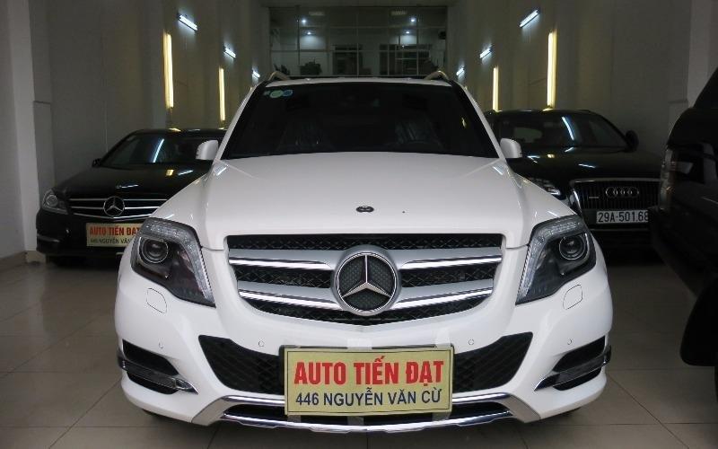 Bán ô tô Mercedes 2015, màu trắng, nhập khẩu chính hãng-0