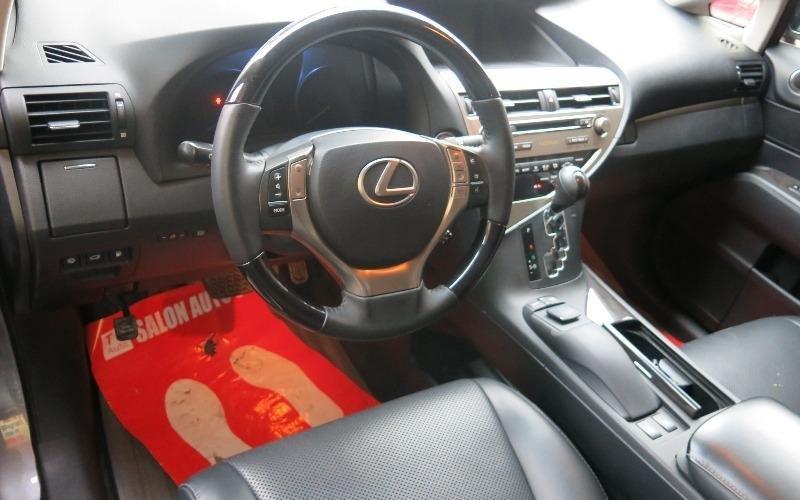Bán xe Lexus RX sản xuất 2013, nhập khẩu nguyên chiếc, xe ít sử dụng còn rất mới-3