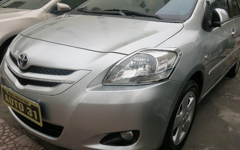 Bán ô tô Toyota Vios 2009, màu bạc, giá 485tr-1