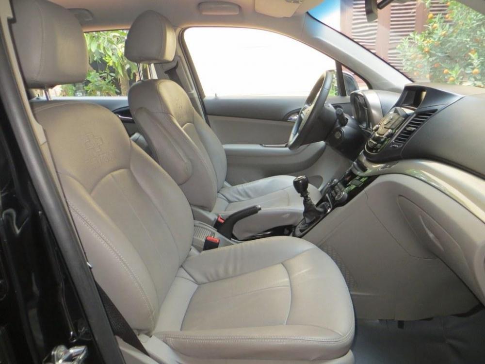 Bán ô tô Chevrolet Orlando đời 2012, màu đen, số sàn-5