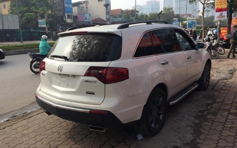 Việt Nhật Auto bán ô tô Acura MDX đời 2010, màu trắng, nhập khẩu, số tự động-6