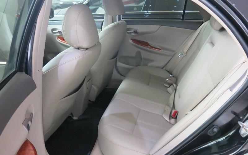 Toyota Corolla đời 2009, màu đen, nhập khẩu nguyên chiếc-6