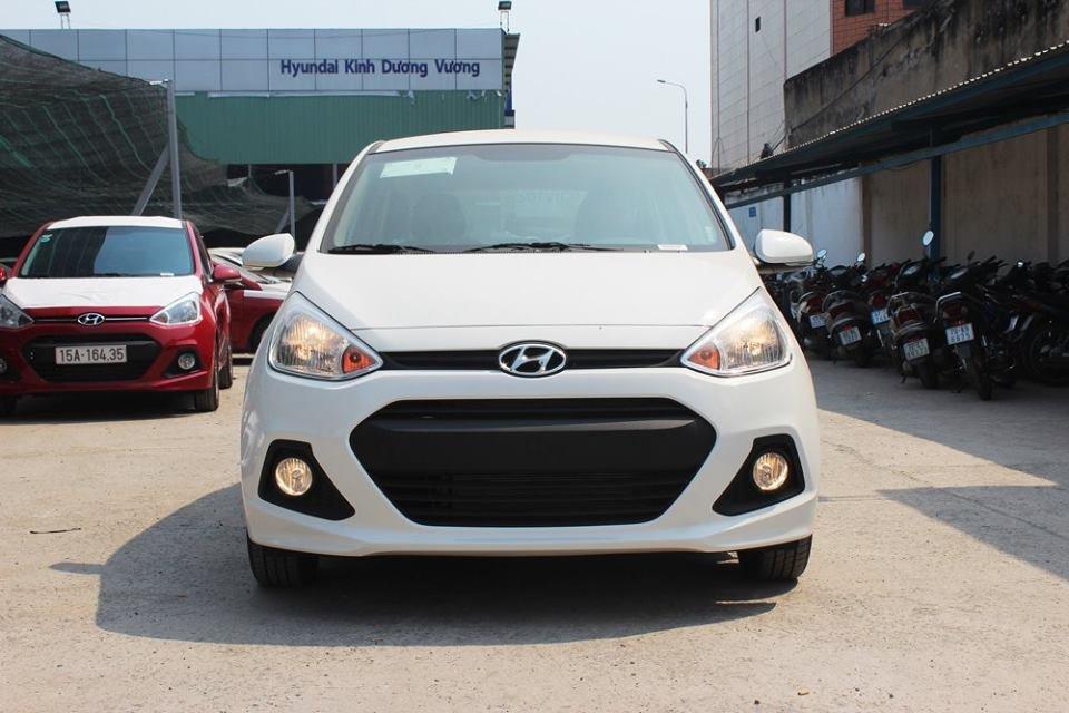 Hyundai i10 đời 2015, màu trắng, nhập khẩu nguyên chiếc -3