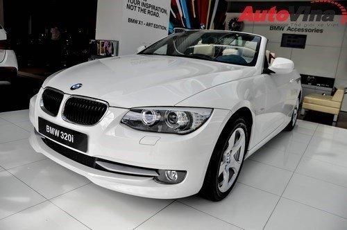 Cần bán BMW 3 Series đời 2011, màu trắng, nhập khẩu chính hãng chính chủ-0