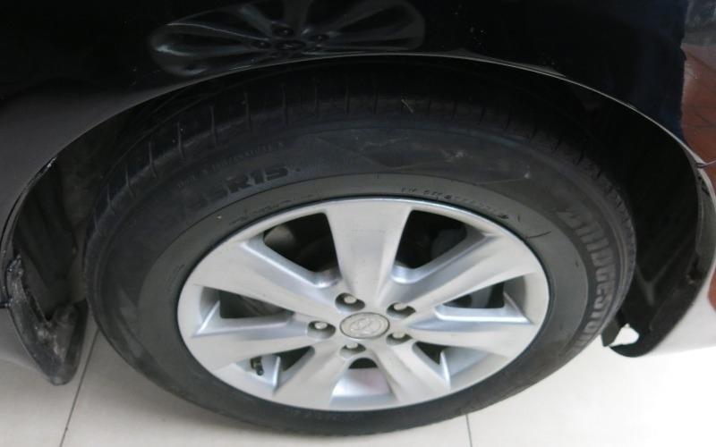 Toyota Corolla đời 2009, màu đen, nhập khẩu nguyên chiếc-2
