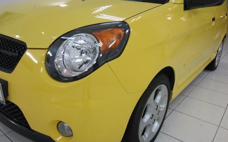 Bán xe Kia Morning đời 2008, xe đẹp như mới-2