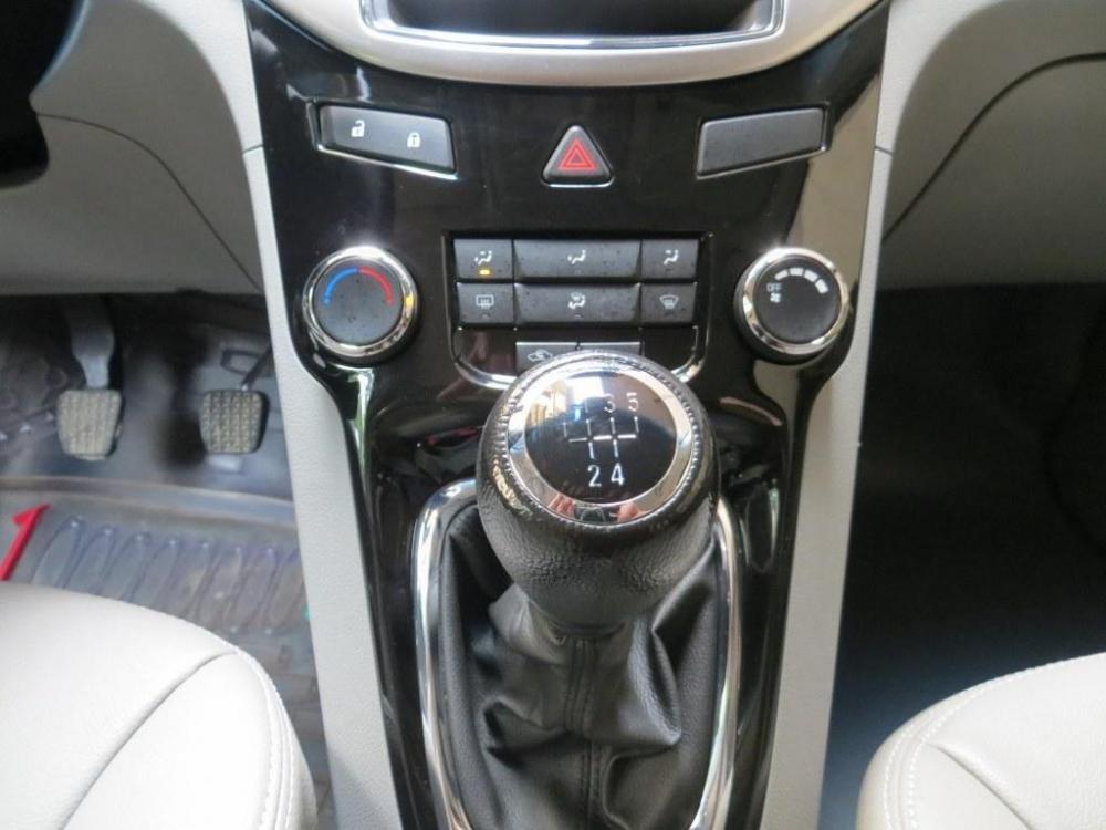 Bán ô tô Chevrolet Orlando đời 2012, màu đen, số sàn-8