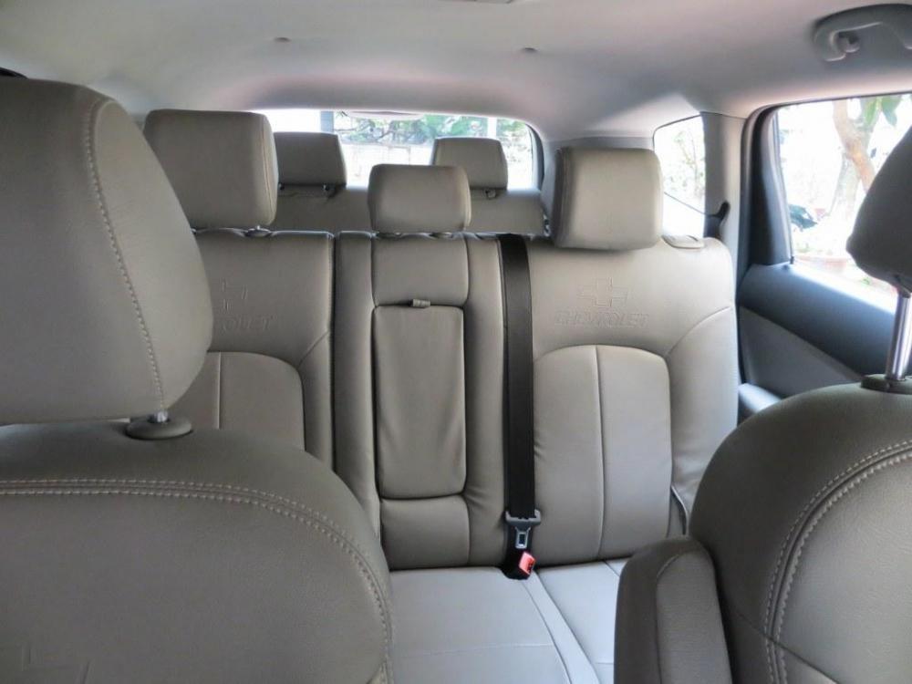 Bán ô tô Chevrolet Orlando đời 2012, màu đen, số sàn-6