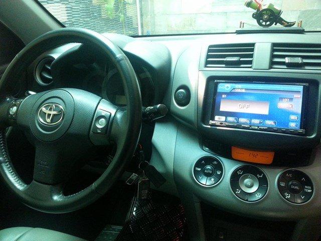 Bán Toyota RAV4 đời 2007, màu bạc, giá 845 triệu-3