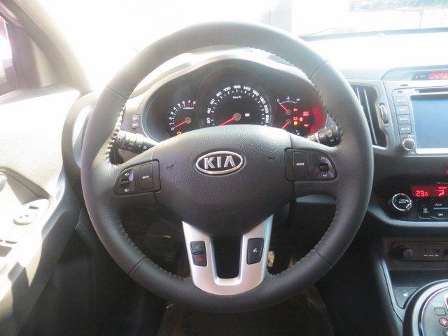Bán xe Kia Sportage đời 2010, màu bạc, nhập khẩu nguyên chiếc -7