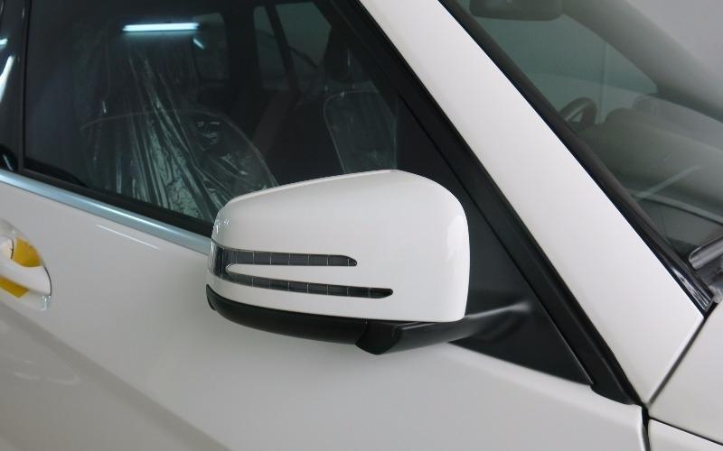 Bán ô tô Mercedes 2015, màu trắng, nhập khẩu chính hãng-3