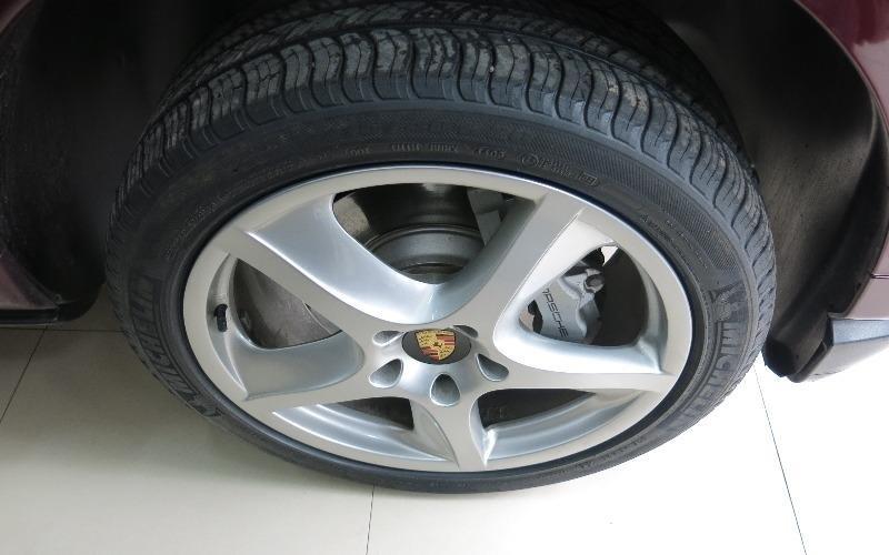 Bán xe Porsche Cayenne đời 2008, màu đỏ, nhập khẩu chính hãng-2