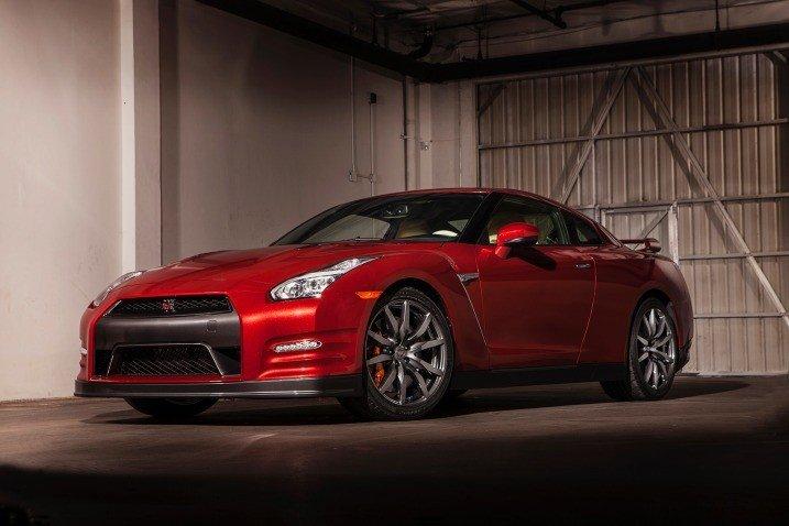 Đánh giá xe Nissan GT-R Premium 2015