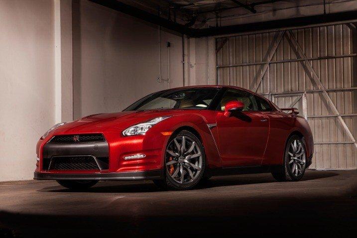 Đánh giá đầu xe Nissan GT-R Premium 2015