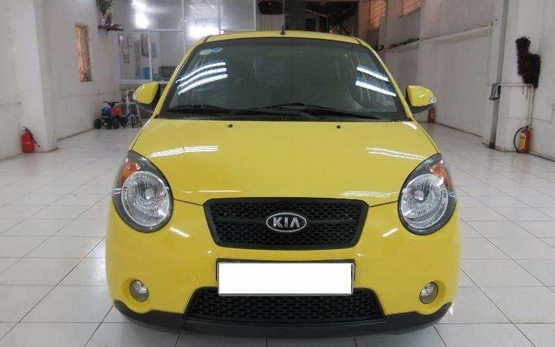 Bán xe Kia Morning đời 2008, xe đẹp như mới-0