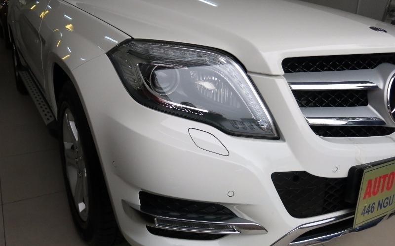 Bán ô tô Mercedes 2015, màu trắng, nhập khẩu chính hãng-2