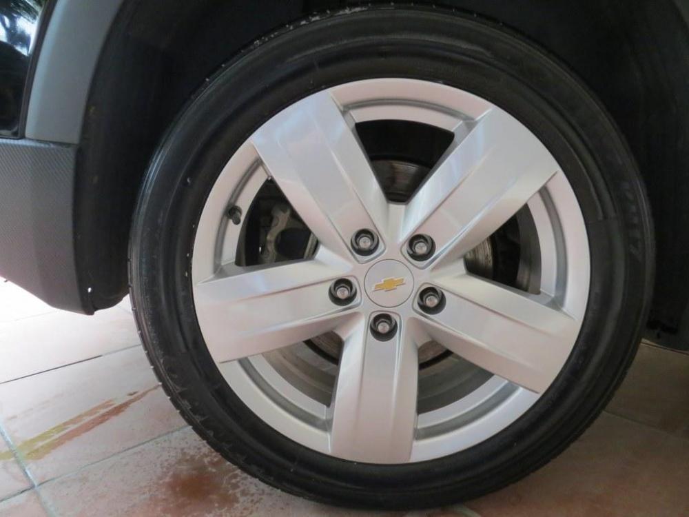 Bán ô tô Chevrolet Orlando đời 2012, màu đen, số sàn-4