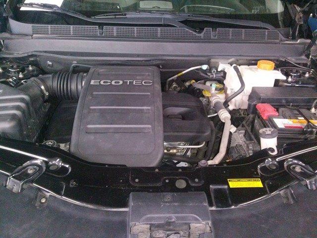 Xe Chevrolet Captiva đời 2012, màu đen, số tự động -6