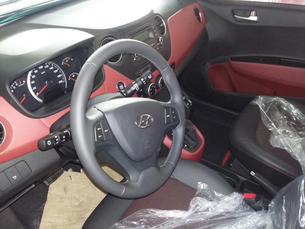 Hyundai i10 đời 2015, màu đỏ, nhập khẩu chính hãng-4