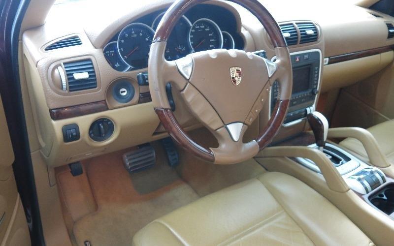 Bán xe Porsche Cayenne đời 2008, màu đỏ, nhập khẩu chính hãng-4