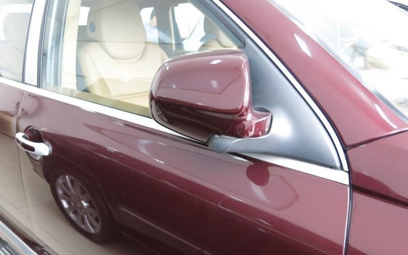 Bán xe Porsche Cayenne đời 2008, màu đỏ, nhập khẩu chính hãng-3