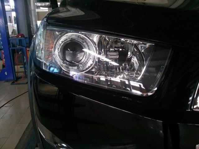 Xe Chevrolet Captiva đời 2012, màu đen, số tự động -3