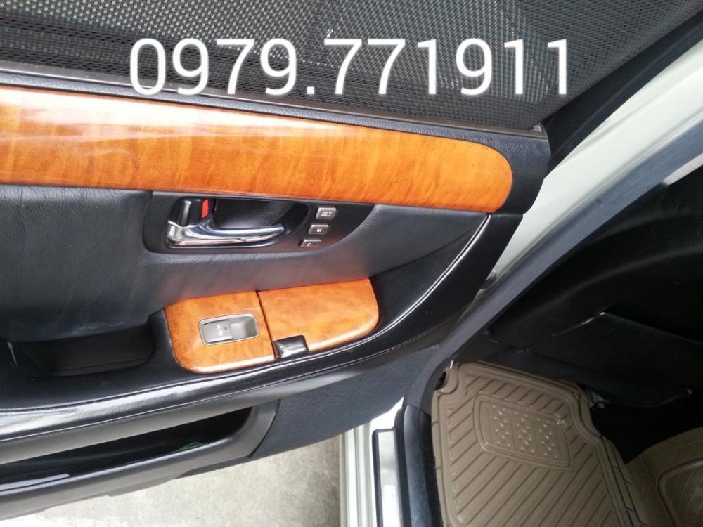Cần bán gấp Lexus LS đời 2001, màu bạc, nhập khẩu, giá tốt-4