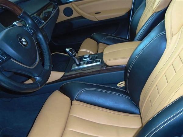 Bán BMW X6 cũ màu trắng, nhập khẩu nguyên chiếc-2