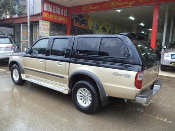 Cần bán lại xe Ford Ranger đời 2005, nhập khẩu, giá 295tr-2